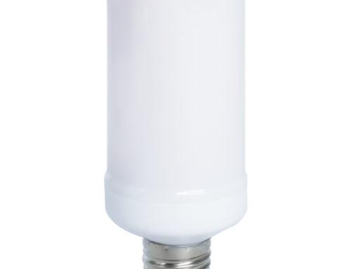 Ampoule effet Flamme – T65 – E27 – 230V
