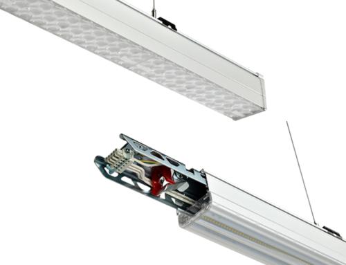 Système d'éclairage linéaire